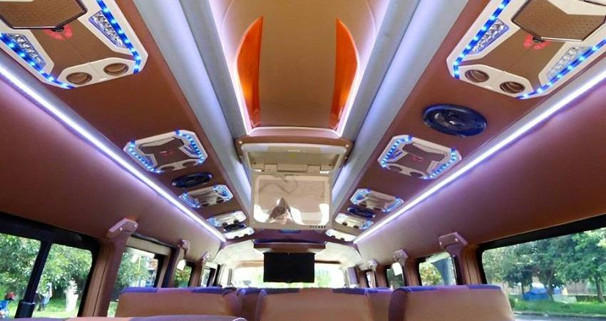 Interior Rental Elf Semarang