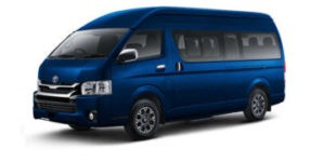 Rental Hiace Tegal