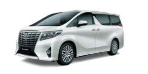Rental Mobil Alphard Semarang