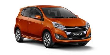 Rental Mobil Daihatsu Ayla Semarang