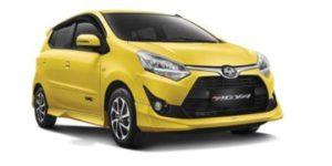 Rental Mobil Toyota Agya Semarang