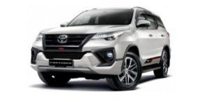 Rental Mobil Toyota Fortuner Semarang