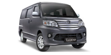 Sewa Mobil Luxio Semarang