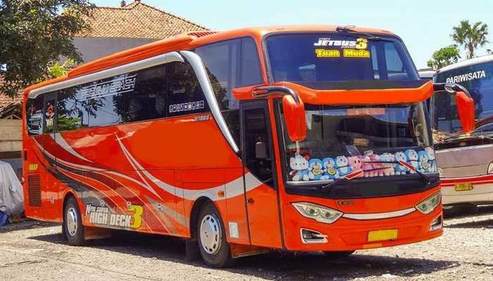 Rental Bus Pariwisata Kebumen