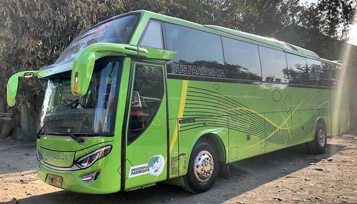 Rental Bus Pariwisata Karawang