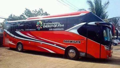 Rental Bus Pariwisata Kediri