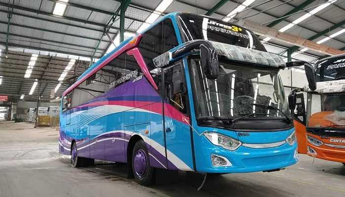 Rental Bus Pariwisata Lamomgan