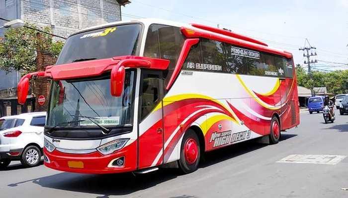 Rental Bus Pariwisata Pacitan