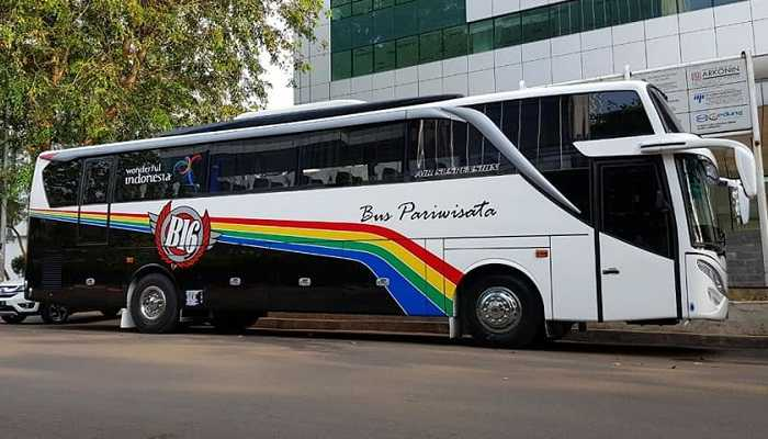 Rental Bus Pariwisata Pasuruan