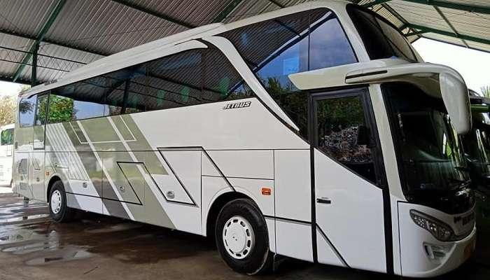 Rental Bus Pariwisata Solo