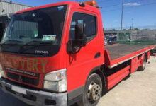 Jasa Mobil Derek Towing Car Jepara