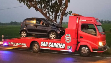 Jasa Mobil Derek Towing Car Karanganyar