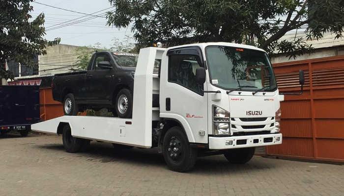 Jasa Mobil Derek Towing Car Pati