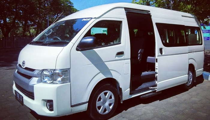 Jasa Rental Toyota Hiace Commuter Dan Premio Di Bogor