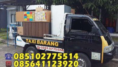 Jasa Angkut Taxi Barang Purwokerto Harga Murah