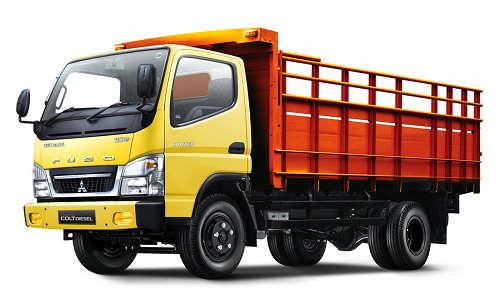 Truck Dobel Bak