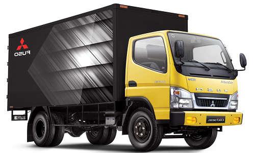 Truck Dobel Box