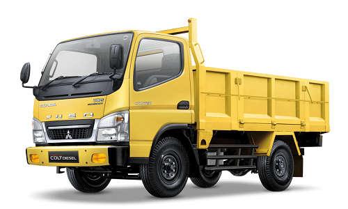 Truck Engkel Bak