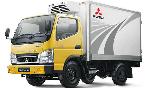 Truck Engkel Freezer Box