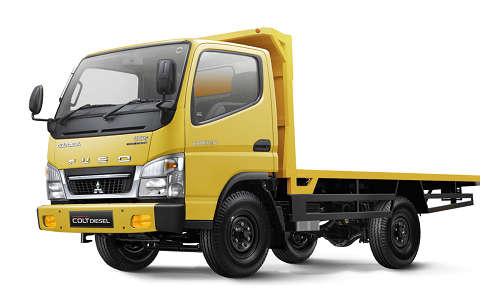 Truck Engkel Los Bak