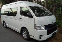 Harga Sewa Hiace Commuter Dan Premio Di Padang