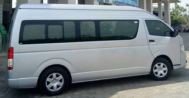 Harga Sewa Mobil Hiace Di Medan