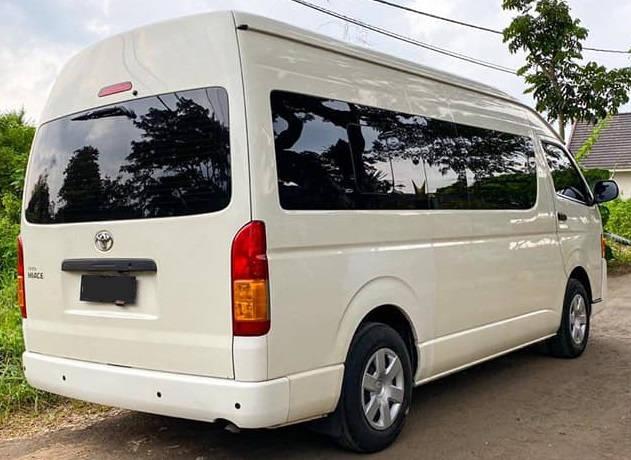 Harga Sewa Mobil Toyota Hiace Di Bandung
