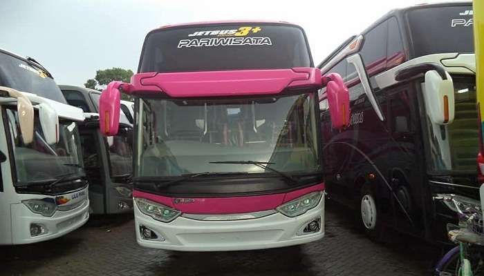 Sewa Bus Pariwisata Di Cikarang Dan Bekasi