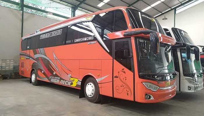 Sewa Bus Pariwisata Di Jogja Harga Termurah