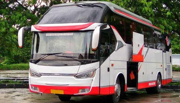 Sewa Bus Pariwisata Palembang Harga Termurah