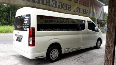 Sewa Hiace Commuter dan Premio Di Bekasi