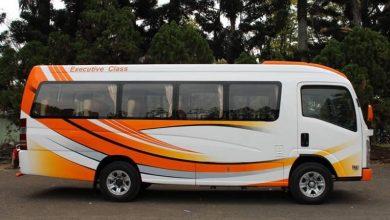 Sewa Minibus Isuzu Elf Di Palembang