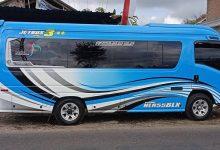 Sewa Minibus Isuzu Elf Giga Bandar Lampung