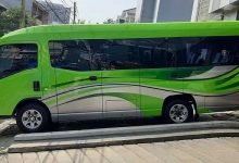 Sewa Minibus Isuzu Elf Giga Di Batam