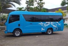 Sewa Minibus Isuzu Elf Giga Di Depok