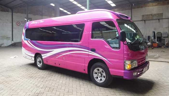 Harga Tiket Travel Jakarta Wangon PP