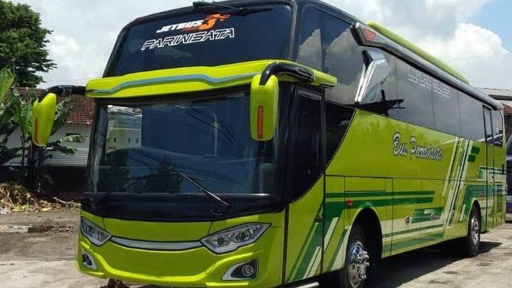 Sewa Bus Pariwisata Di Medan Sumatra Utara