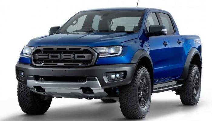 Rental Mobil Ford Ranger Raptor Double Cabin