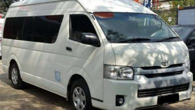 Sewa Hiace Commuter Dan Premio Pekanbaru Riau